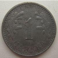 Финляндия 1 марка 1945 г.