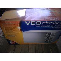 VES electric печь микроволновая бытовая WD800D-420G (на запчасти или восстановление , вышла  плата управления)