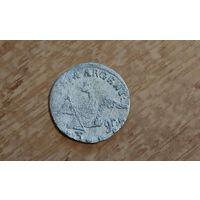 Тры грошы - Прусыя 1785 года (рэдкая і прыгожая)  - Три гроша - Пруссия 1785 года ( редкая и красивая )