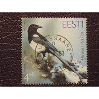 Эстония 2003г. Фауна