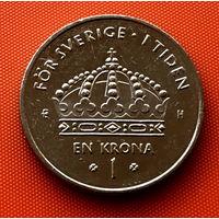 113-13 Швеция, 1 крона 2004 г.
