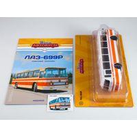 Наши автобусы #15 - ЛАЗ-699Р