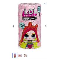 Кукла L.O.L. с волосами. Капсула. Оригинал ЛОЛ