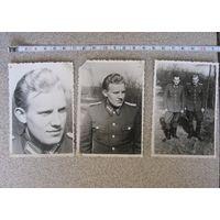 Военные ГДР 3 фото одним лотом