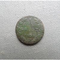 1 грош 1839г