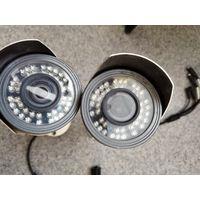 Видеокамера цифровая Divitec 2шт DT-IP2011BVF-I4P