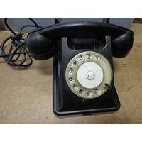 Настольный телефонный аппарат  - 1962 года выпуска