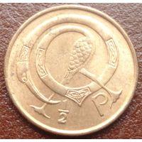 5696: 1/2 пенни 1971 Ирландия