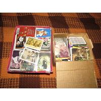 2 коробки календариков