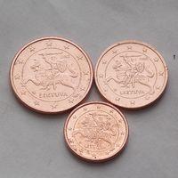 Литва лот евроцентов