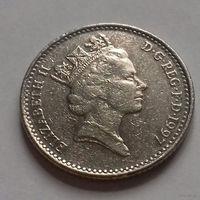 10 пенсов, Великобритания 1997 г.