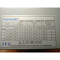 Блок питания MICROLAB M,-ATX-420W