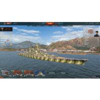 Акк WORLD OF WARSHIPS + акк World of Tanks
