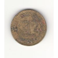 1 франк 1923 Франция. Возможен обмен