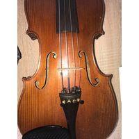 Старинная немецкая скрипка Ewald Bruckner 1919