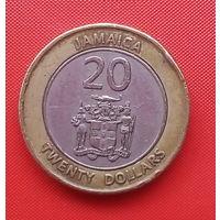 57-14 Ямайка, 20 долларов 2001 г.