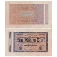 Германия 100000 марок 1923 года. Редкая!