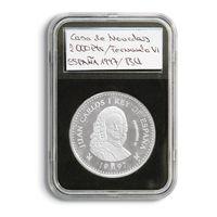 Leuchtturm -капсула для монет EVERSLAB 37 мм.
