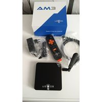 Медиаплеер Smart TV BOX Ugoos AM3