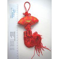 Амулет (Китай) красный