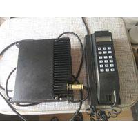 Радиотелефон с усилителем Цифра.