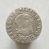 Грош 1543 Герцогство Лигниц и Бриг Фридрих II 1488-1547
