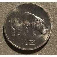 Северная Корея 1/2 чона 2002 г.