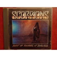CD  -SCORPIONS - BEST of ROCKERS