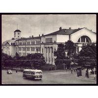 1954 год Киев Здание Академии наук