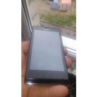 Смартфон Sony experia st26i перевыставлен в связи с невыкупом