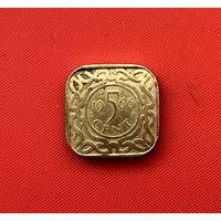57-16 Суринам, 5 центов 1966 г.