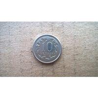 Польша 10 грошей, 2013г. (D-16)