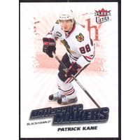 НХЛ сезон 2008-2009 FLEER Ultra Difference Makers KANE