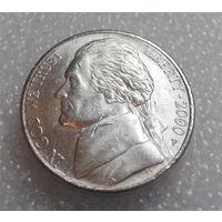 5 центов 2000 (P) США #01