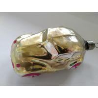 Елочная игрушка машинка каталог с 1 рубля