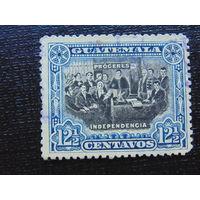 Гватемала. Исторические события.
