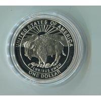 1 доллар 1999г.