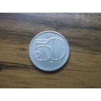 Чехословакия 50 геллеров 1979