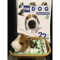 The dog collection (коллекционный щенок с журналом 22-й выпуск)