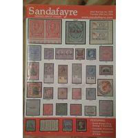 Sandafayre Аукционный каталог марок # 5230 от 29.07.14. Англия