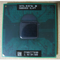 Intel Core 2 Duo T8100 (SLAP9)