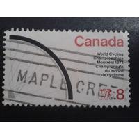 Канада 1974 велоспорт