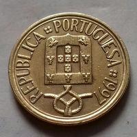 5 эскудо, Португалия 1997 г.
