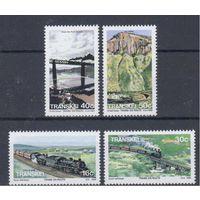 [868] Транскей (ЮАР) 1989.Поезда,локомотивы.