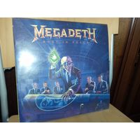 MEGADETH - Rust In Peace  LP-1990г.
