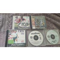 Диски Sony Playstation 1