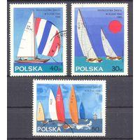Польша яхта спорт