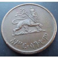 Эфиопия. 10 центов 1943-44