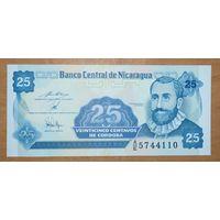 25 сентаво - Никарагуа - UNC