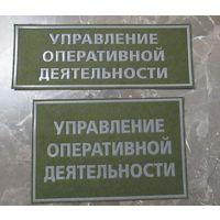 Управление оперативной деятельности